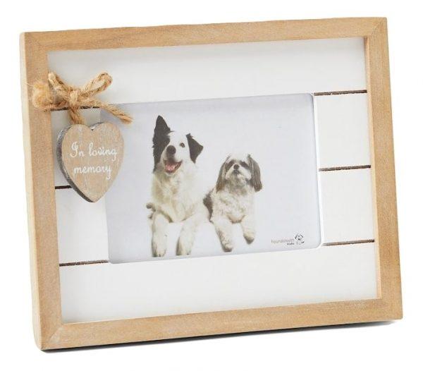 Pet Loss In Loving Memory Photo Frame Landscape